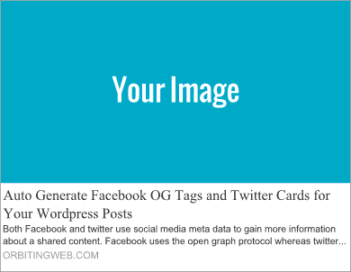 Facebook large image preview
