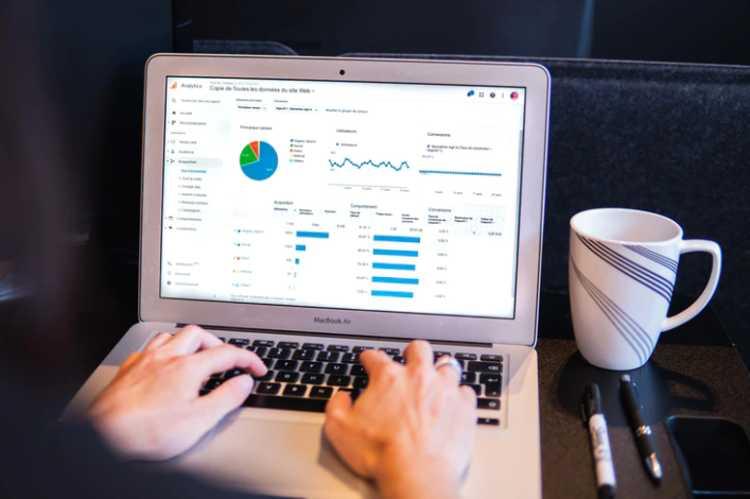 Checking analytics