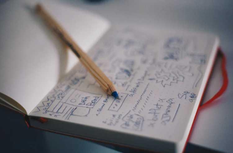 Design notepad