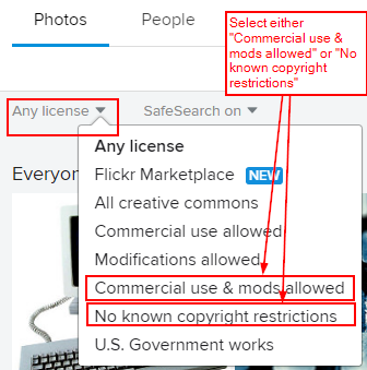 Copyright Infringement - Reverse Image Search