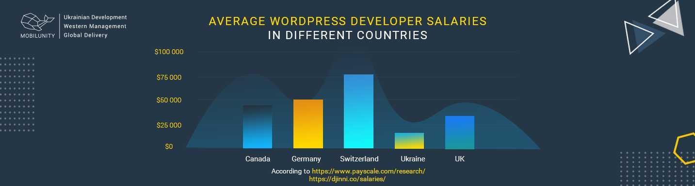 Wordpress developer costs
